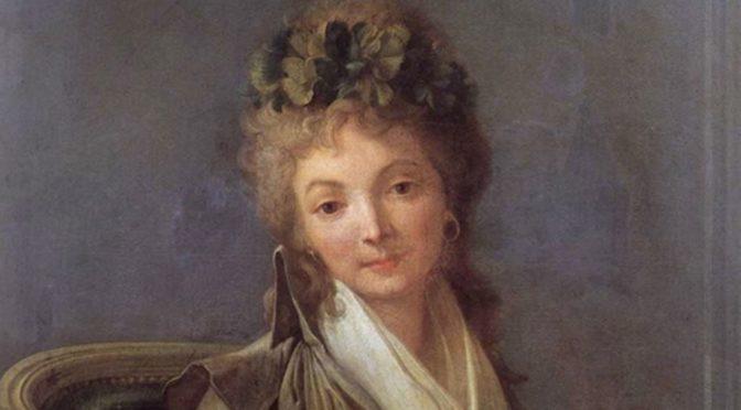 Nos membres publient : Hervé Leuwers, «Camille et Lucille Desmoulins»