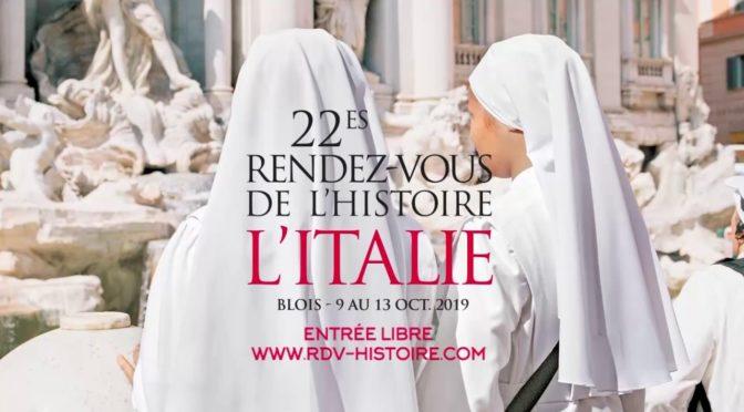 La SER aux Rendez-Vous de l'Histoire de Blois 2019