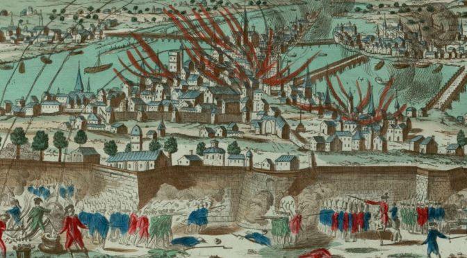 Parution : «Villes assiégées dans l'Europe révolutionnaire et impériale»